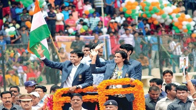 india perform poorly in Olympics