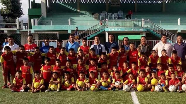 Football Baby League