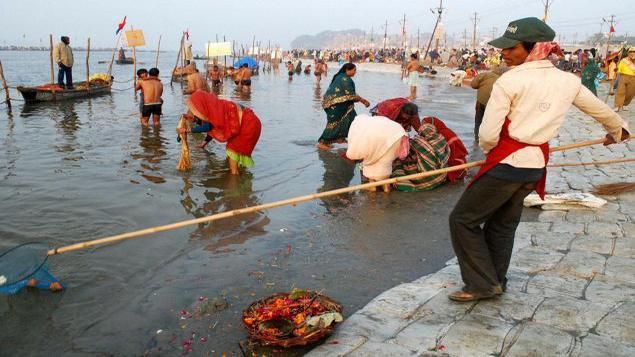 Ganga Clean Mission