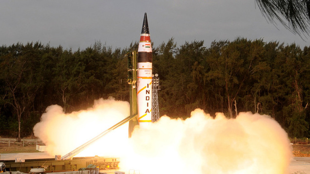 Agni Missile