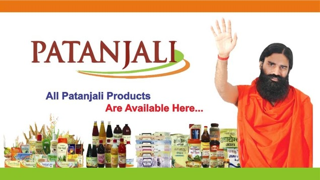 Baba Ramdev's Patanjali Ayurved is planning to big push in online market with tie ups with 8 companies including Amazon, Flipkart, Grofers.