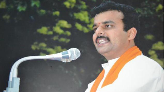 V Sunil Kumar