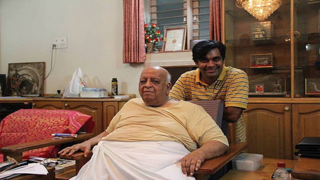 TN Seshan, former Chief Election Commissioner of India who cleaned Bihar assembly election now living in Old age home in Chennai.