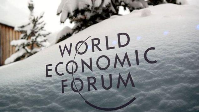 PM Narendra Modi addressed 40 CEOs at World Economic Forum Davos 2018. India means business.