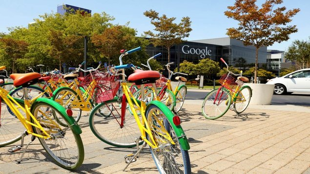 Google Gbikes