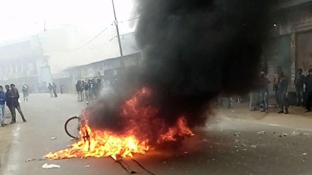 Kasganj Communal Clash