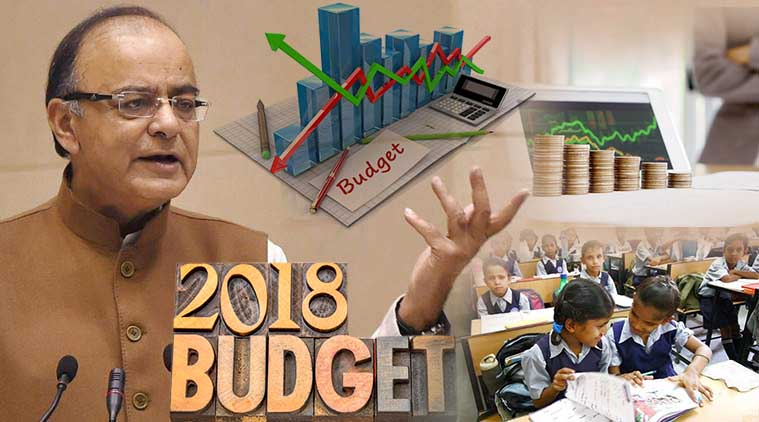 Union Budget 2018 speech