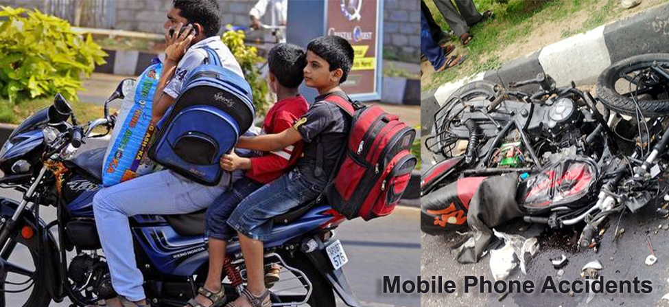 Mobile Phone Accidents