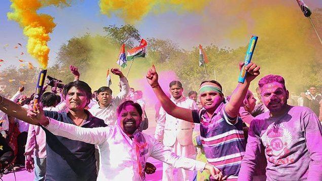 Rajasthan Bypolls result