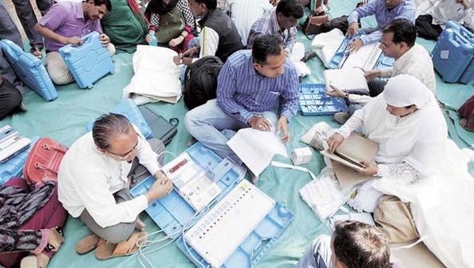 Gujarat local bodies polls