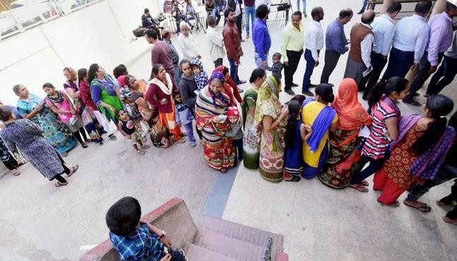 गुजरात निकाय चुनाव
