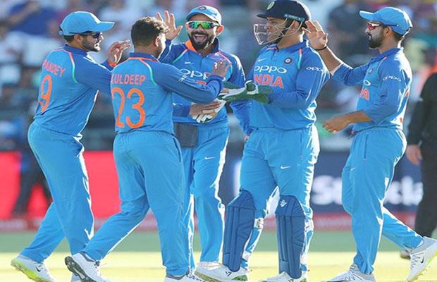 5th ODI Ind vs Sa - Cricket