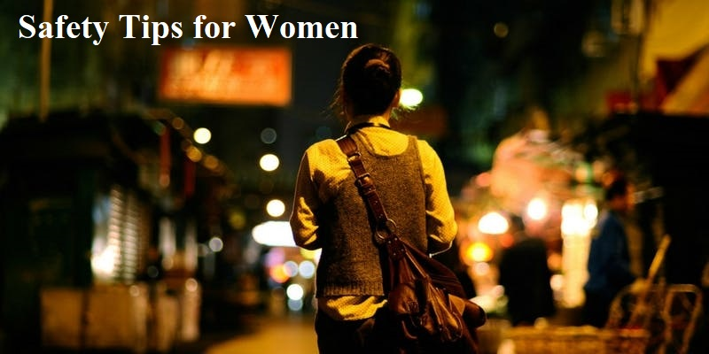 Women safety tips