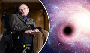 Stephen Hawking- Black holes