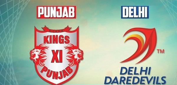 DD VS KXIP - IPL 2018