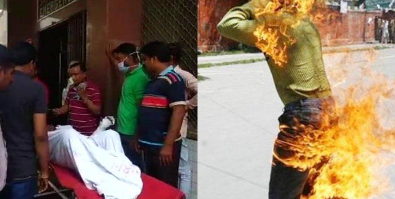 RSS Worker Attempts Suicide